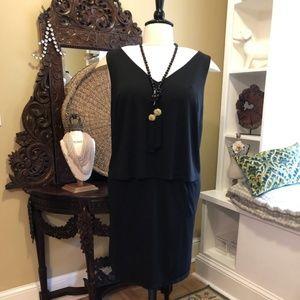 Lauren Ralph Lauren - NWOT-3X Black Dress